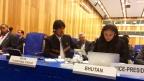 Presidente Evo Morales en Viena