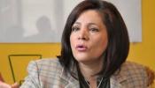 Ministra de Comunicación, Amanda Dávila