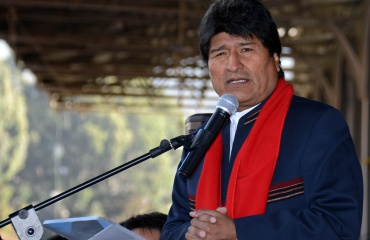 """Presidente pide a """"Mi Teleférico"""" cumplir con responsabilidad social y autosostenibilidad"""