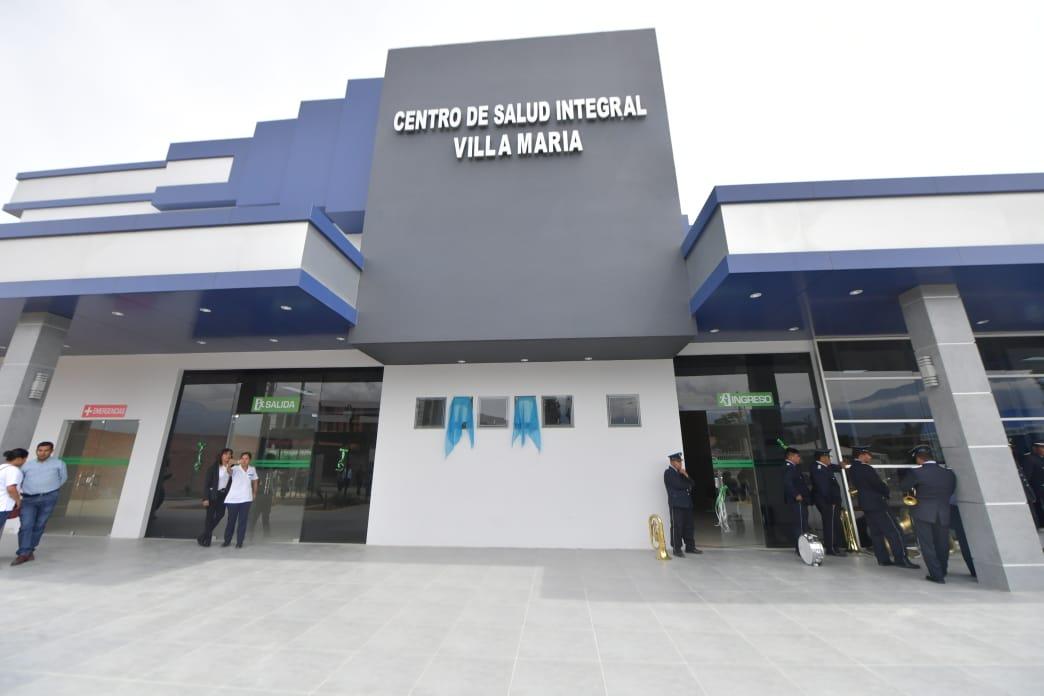 Presidenta Entrega Centro De Salud Integral En Quillacollo Viceministerio De Comunicacion Bolivia