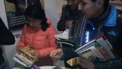 Arranca la 19ª versión de la Feria Internacional del Libro en La Paz