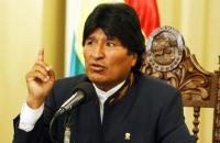 Morales recuerda a Jaime Paz que formó parte del Gobierno del MNR que cayó por la guerra del gas dejando más de 67 muertos