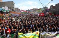 COB no aceptará que vuelva el modelo neoliberal que hizo 'gemir' a Bolivia (Trujillo)