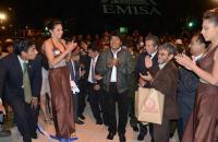 El Presidente Evo Morales inaugura la XVII EXPOTECO en Oruro, participan casi medio millar de empresas