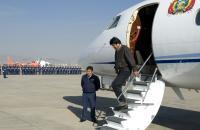 Morales llega a Argentina para cumplir con intensa agenda