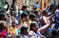 Morales reafirma trabajo permanente para hacer respetar los derechos de la mujer