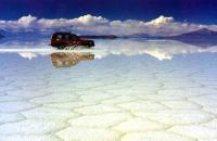 Bolivia en campaña para mostrar la belleza del salar Uyuni en el Dakar 2014