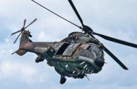 Morales anuncia que en 2014 llegarán dos de los seis helicópteros que se adquirirán de Francia
