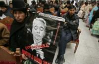 Clamor popular en El Alto: que vuelva Sánchez de Lozada para rendir cuentas