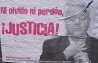 """Comerciantes: """"Que vuelva Goni para que responda por la masacre de octubre de 2003"""""""