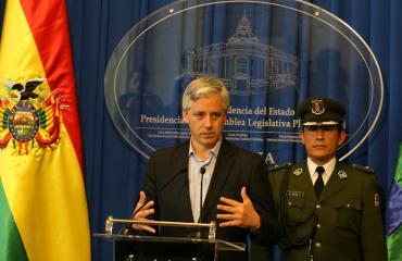 Vicepresidente convoca a suboficiales regresar a los cuarteles