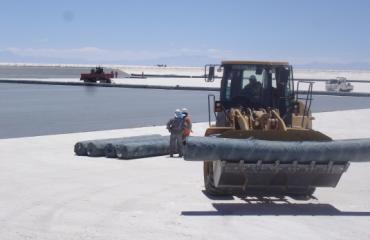 Reportan ejecución de $us 100 millones en la industrialización del litio en Potosí
