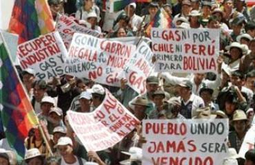 Ministerio de Comunicación entrega en El Alto publicaciones que recuerdan los hechos de octubre de 2003